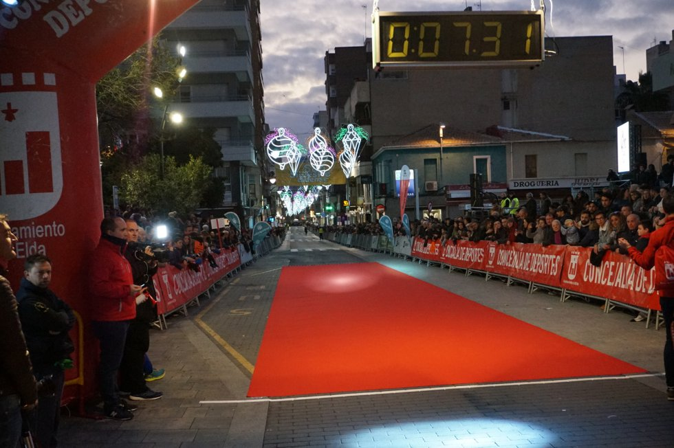 39ª San Silvestre Eldense (carrera)
