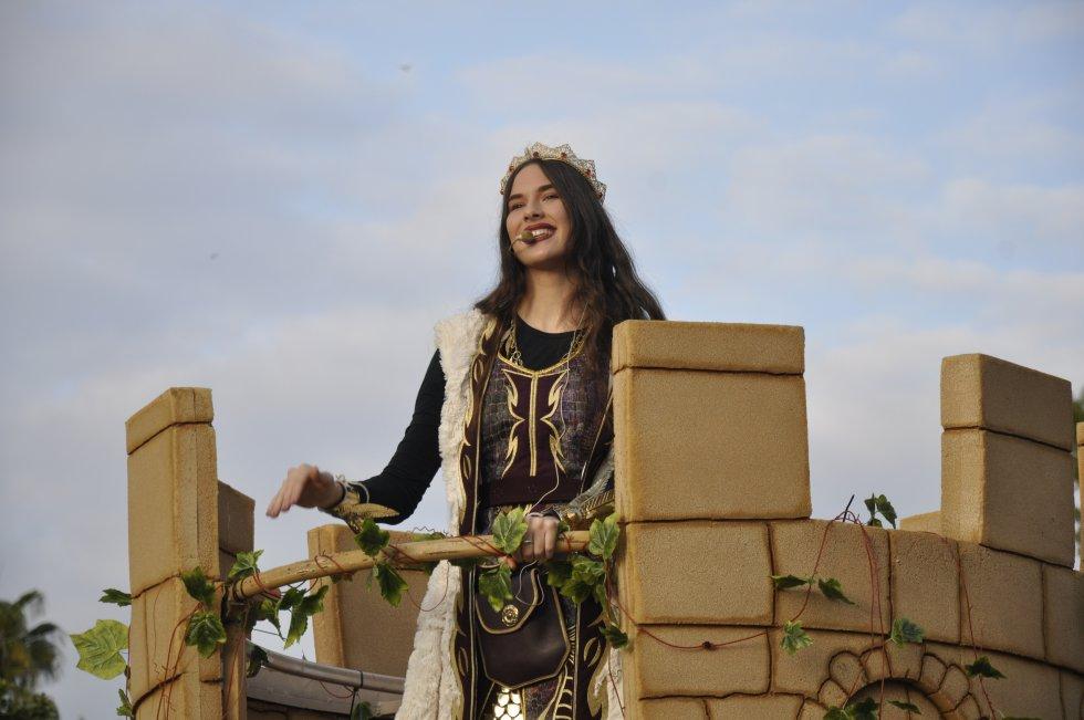 Cabalgata de Reyes Magos en Jerez