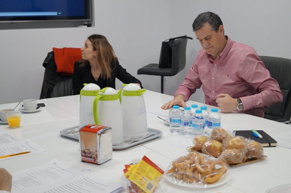 FOTOGALERÍA | Segunda edición de 'Los Desayunos' de SER Toledo