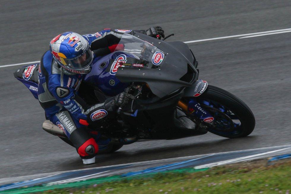 Galería de imágenes entrenamientos de Superbike