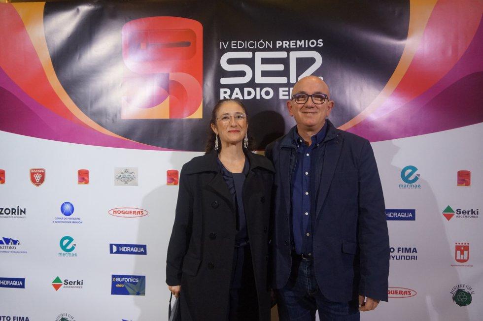 Los Premios Radio Elda llenan el Teatro Castelar