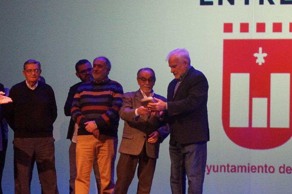 Gran éxito de la IV edición de los Premios Radio Elda