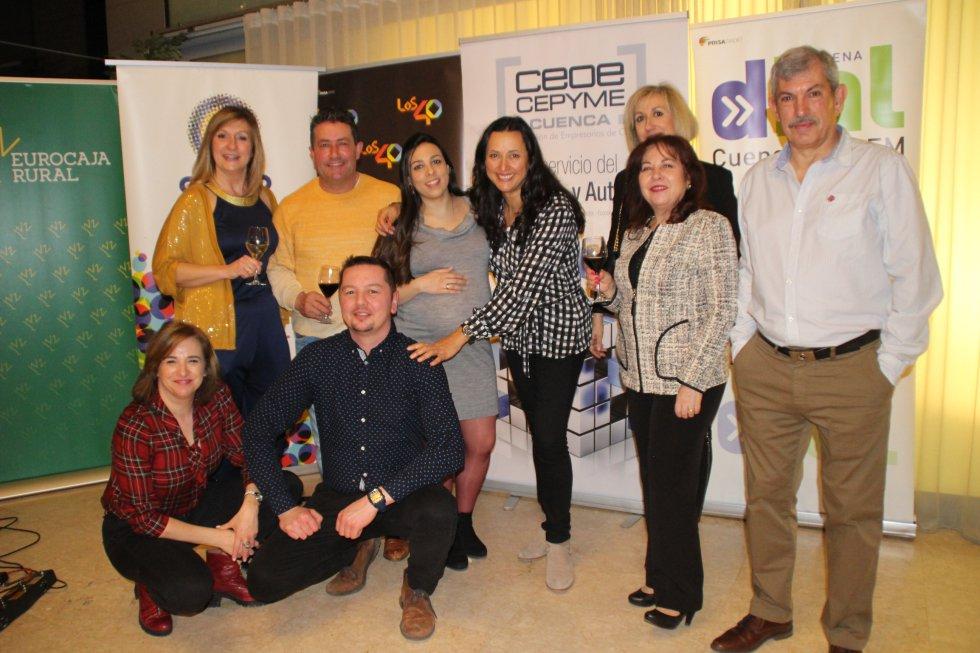 SER Cuenca da las gracias a los participantes en la quinta edición de SER Empresarios