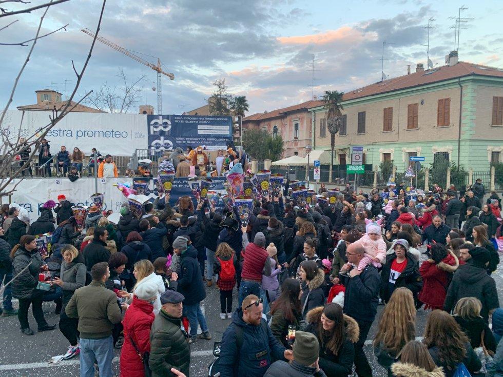 Fano cuenta con los carnavales más antiguos del país, datados de 1347