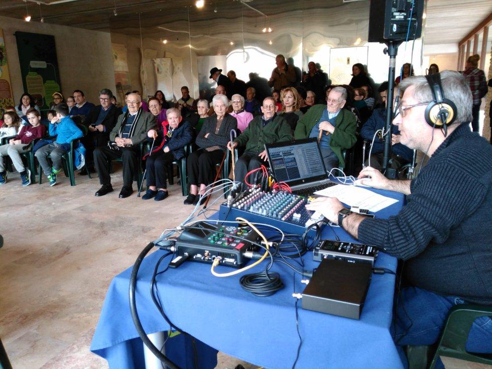 Celebramos el Día Mundial de la Radio desde Ballesteros de Calatrava
