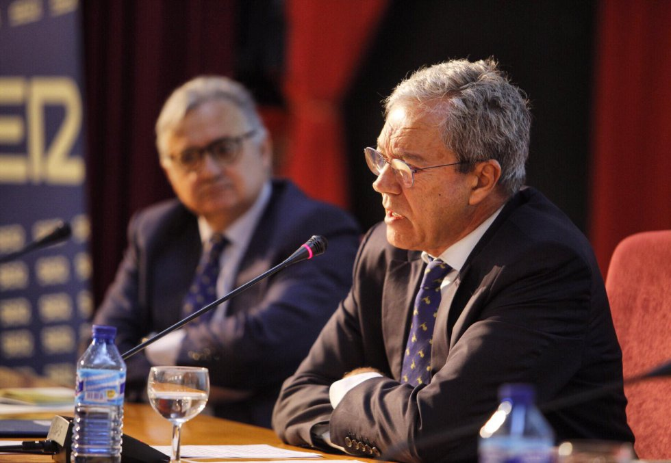Rogelio Velasco, consejero de Economía, Conocimiento, Empresa y Universidades