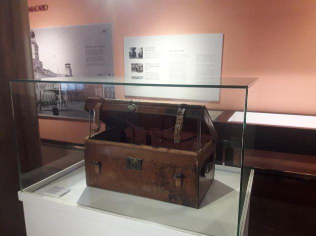 Alguno de los objetos expuestos en el Museo Miguel Hernández de Quesada