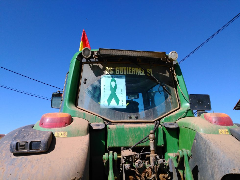 Los agricultores y ganaderos de Ciudad Real dicen basta