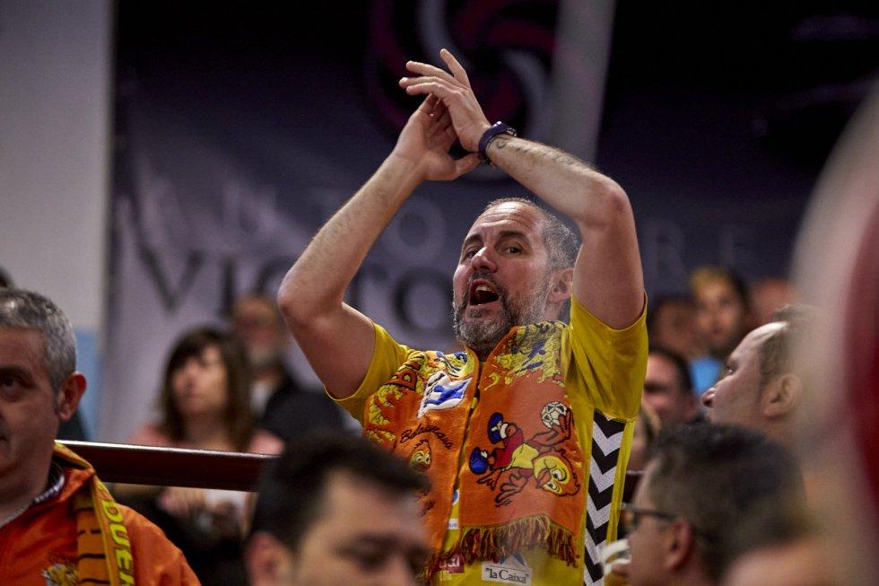 Las imágenes del último triunfo amarillo en el Príncipe de Asturias, ante Palma del Río (29-21)