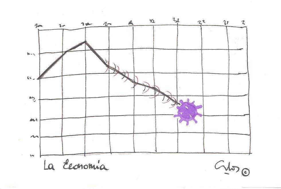La viñeta de Villanueva, economía