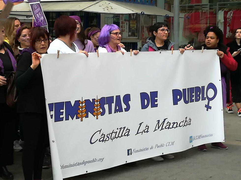 Las imágenes del 8M en Ciudad Real