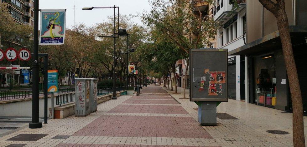 Avenida Rey Don Jaime