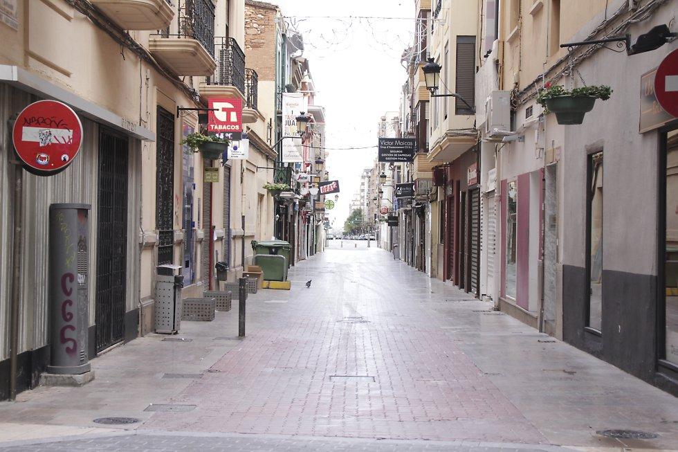Calle Campoamor