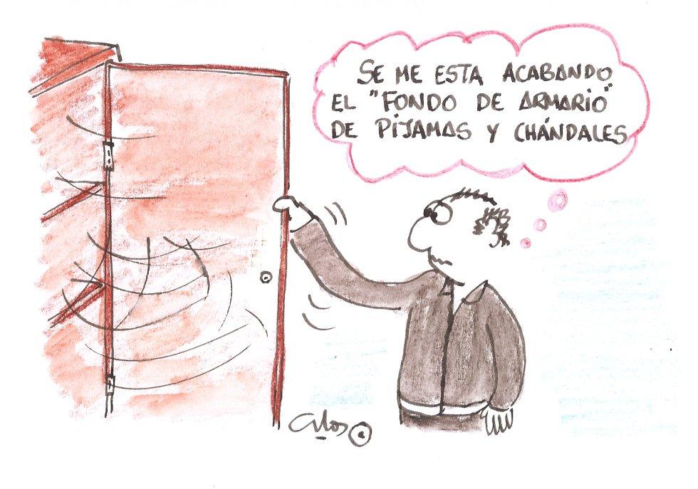 La viñeta de Villanueva, fondo de armario.