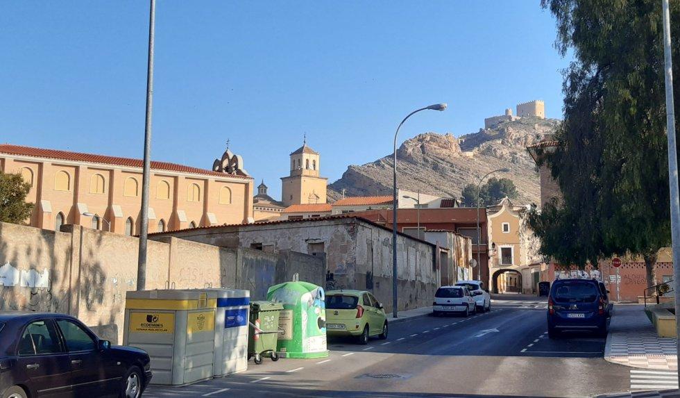 Calle San Antón (Jumilla)