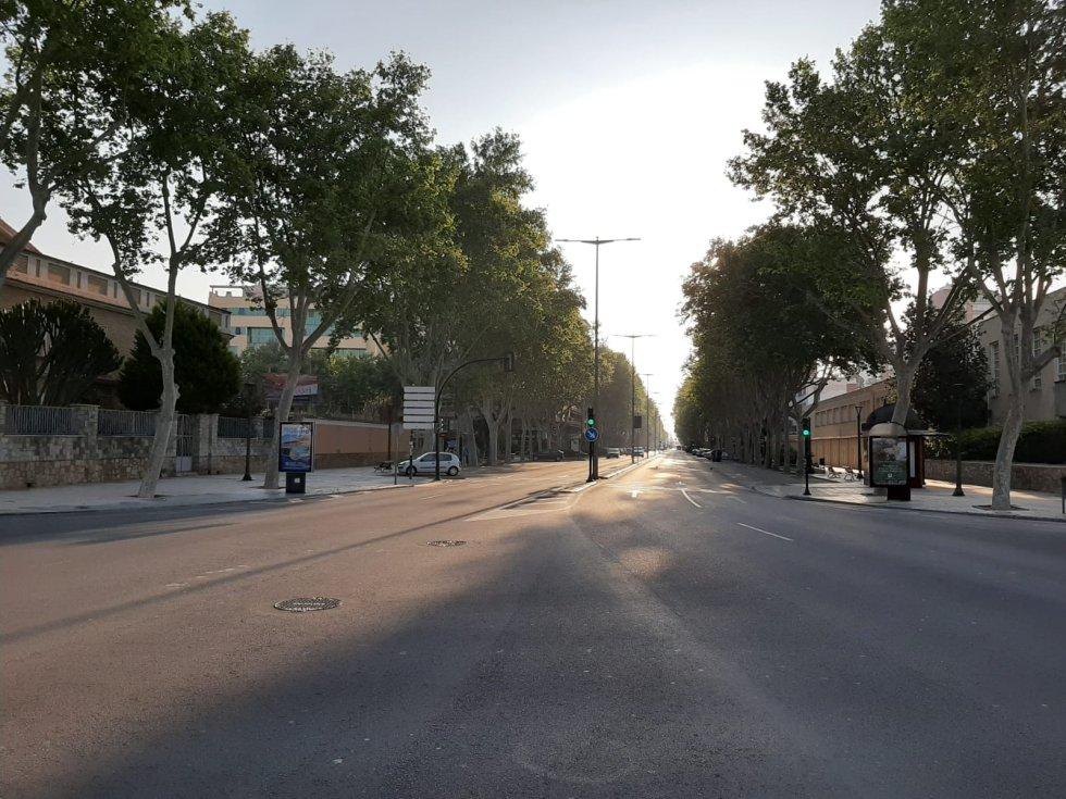 Paseo Alfonso XIII (Cartagena)