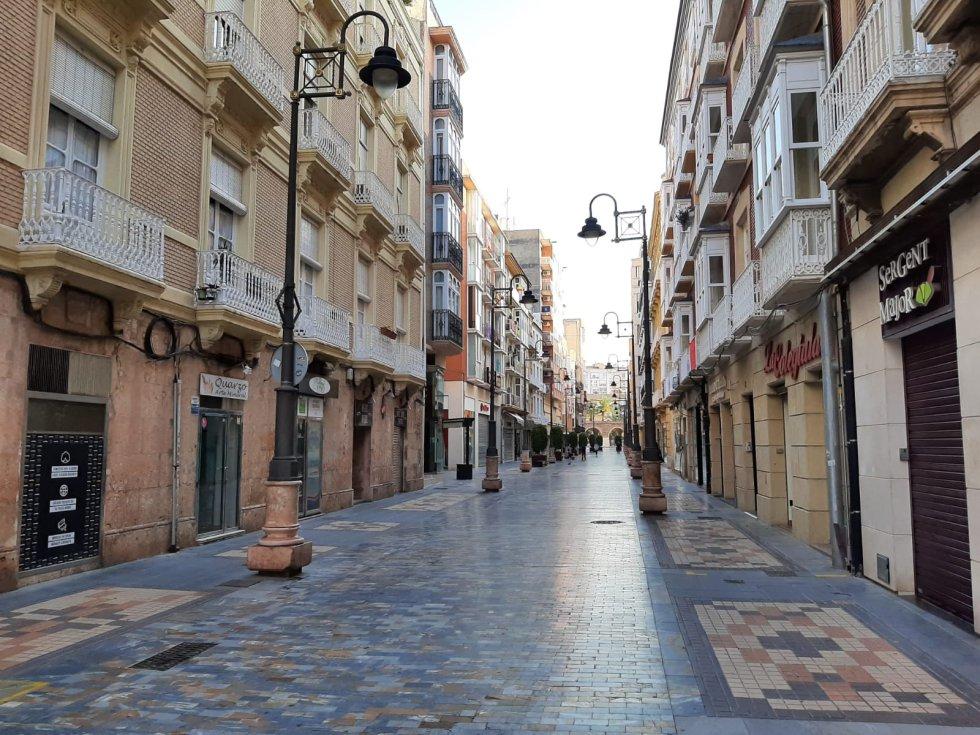 Calle Santa Florentina (Cartagena)