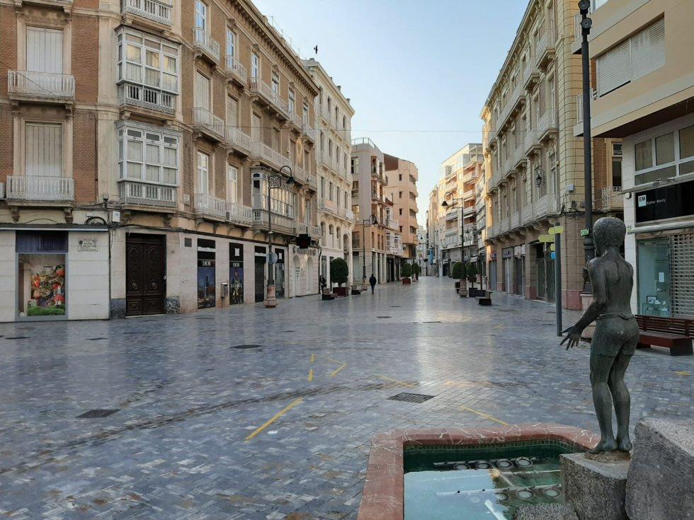 Puertas de Murcia (Cartagena)