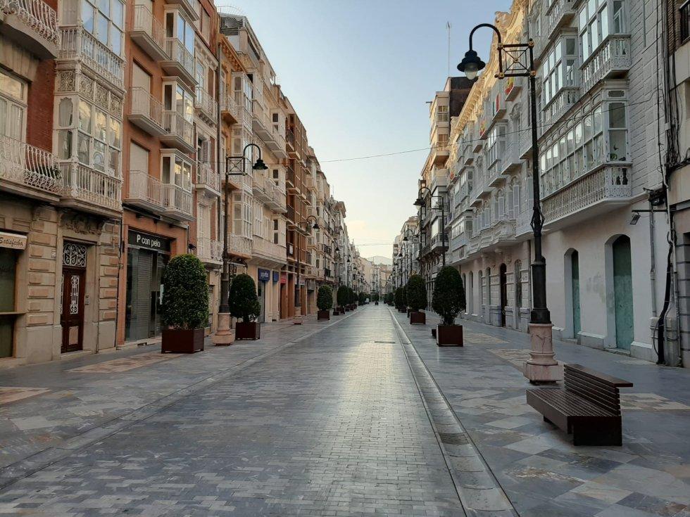 Calle del Carmen (Cartagena)