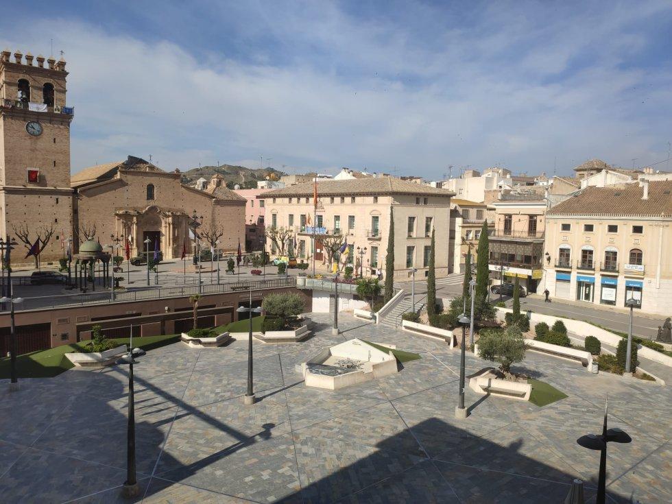 Plaza de la Balsa Vieja (Totana)