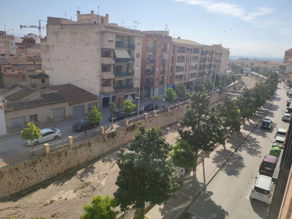 Avenida Rambla de La Santa (Totana)