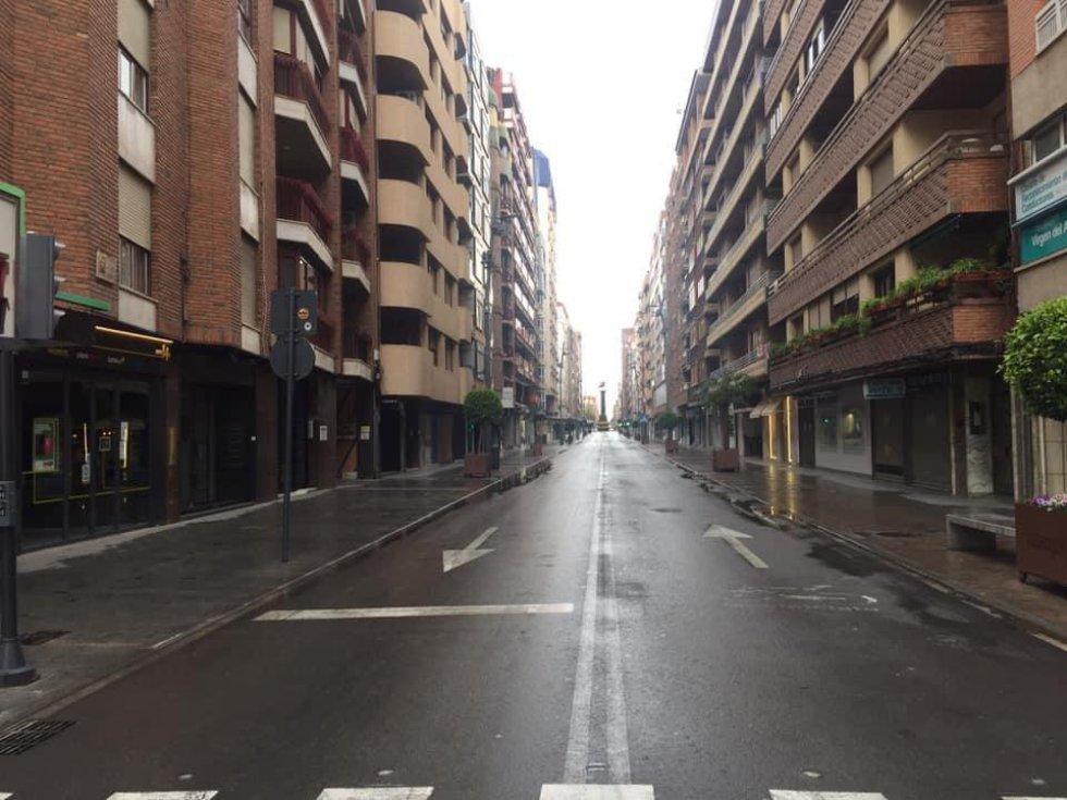 Avenida Juan Carlos I (Lorca)