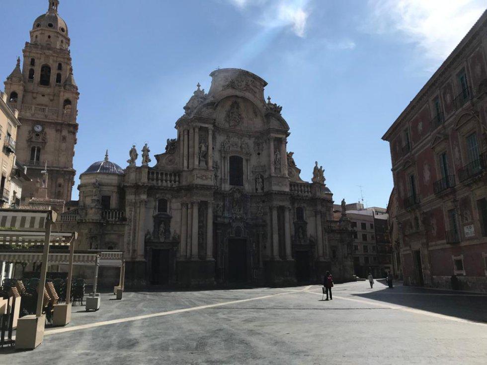 Plaza Belluga (Murcia)