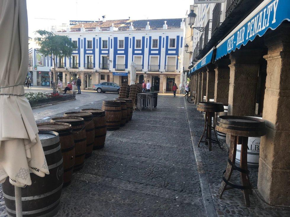 """El bar """"El Penalty"""" permanecía cerrado, también por la tarde"""