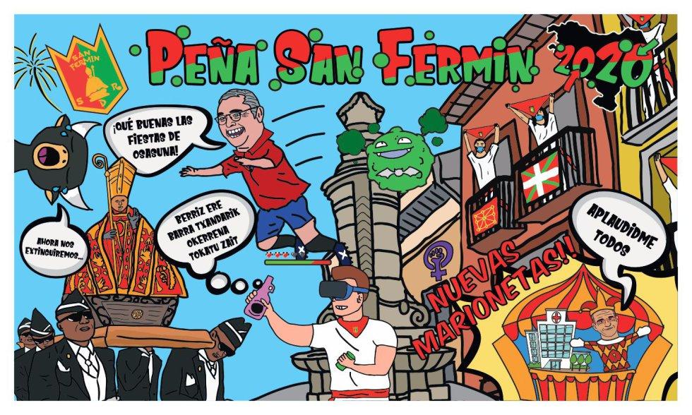 Peña San Fermín