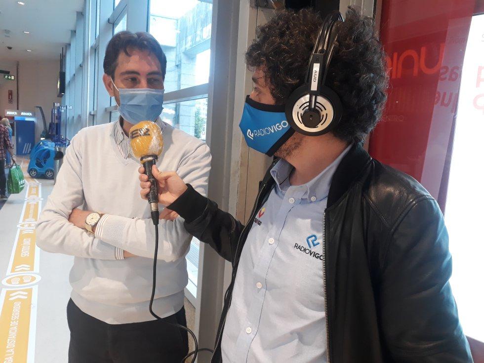 Marci Varela desde Carrefour Vigo