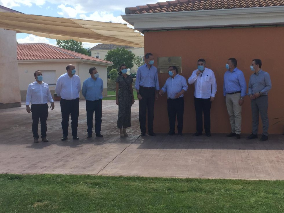 La visita de los reyes a Aspadec y al casco antiguo de Cuenca en imágenes