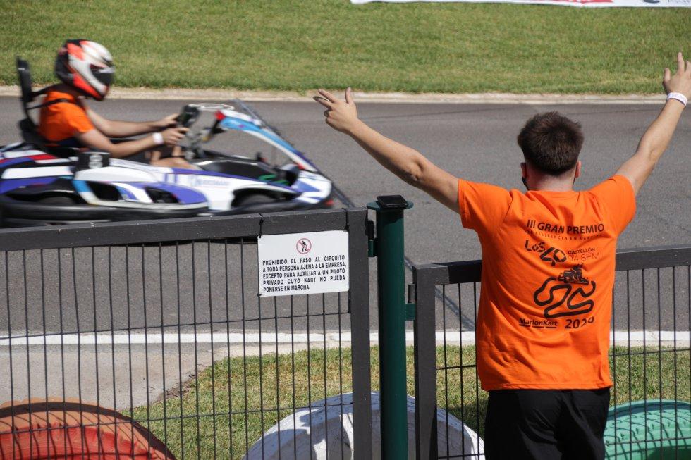 FOTOGALERÍA | Las mejores imágenes del III Gran Premio de resistencia en kárting de Los 40 Castellón
