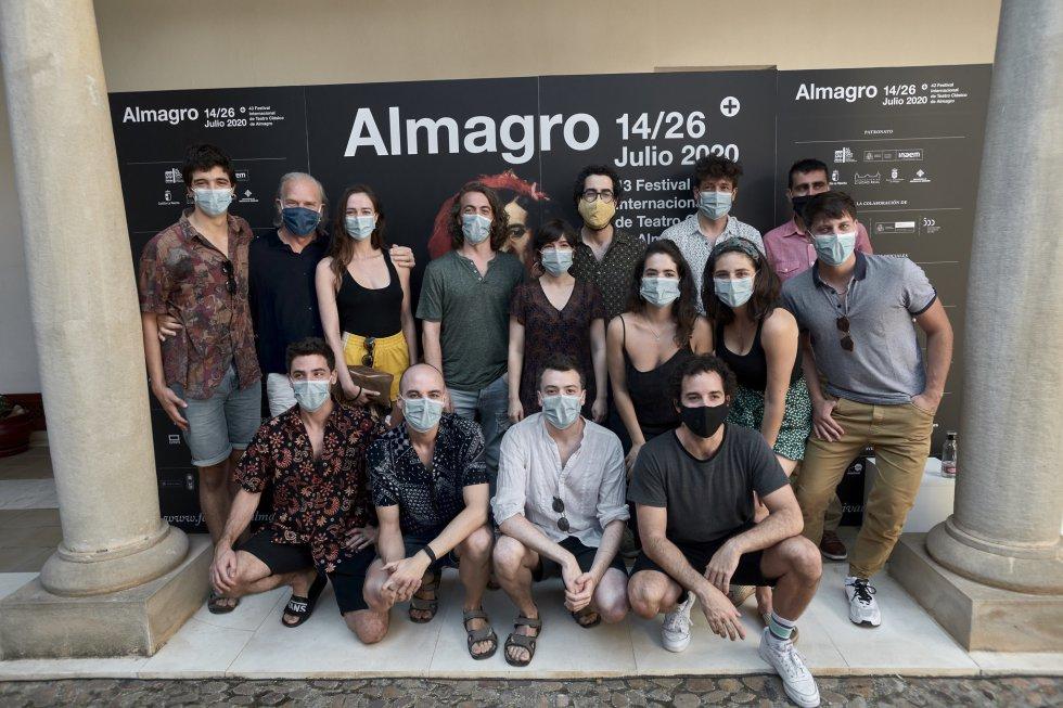El Festival de Almagro, en imágenes
