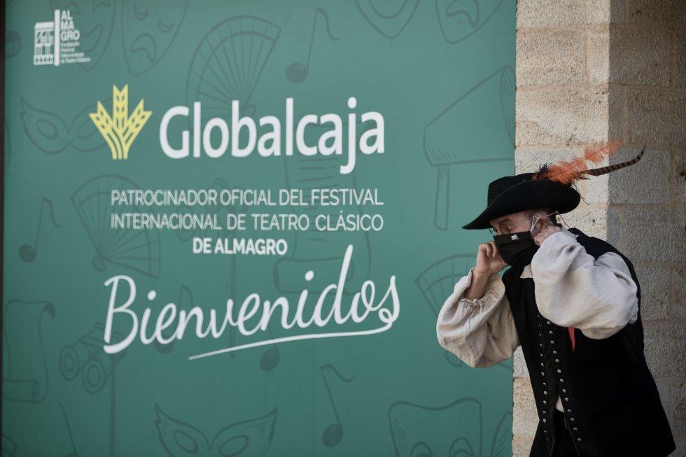 Globalcaja, uno de los patrocinadores del Festival de Almagro