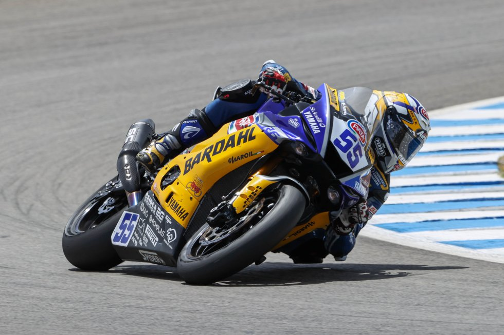 Imágenes sábado Mundial de Superbike en Jerez