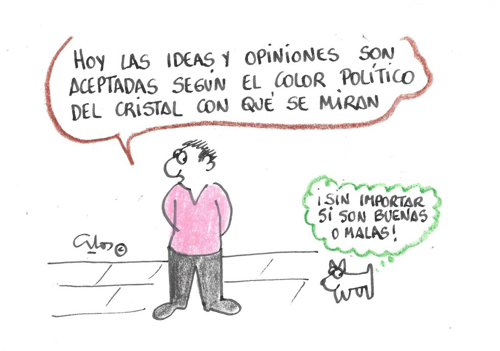 La viñeta de Villanueva, ideas.