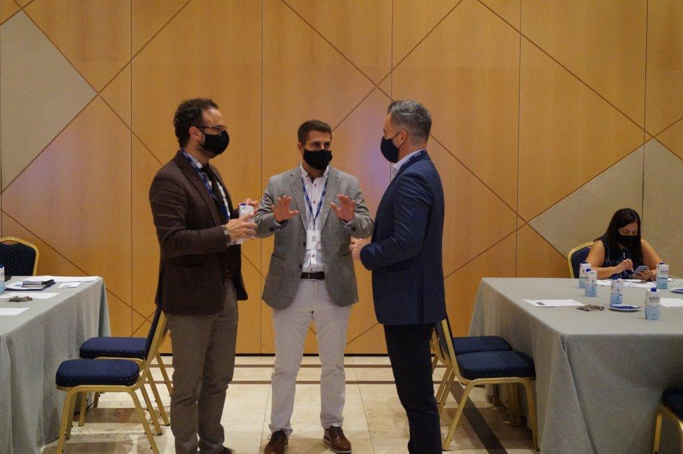 Empresas de Albacete se interesan en la importancia de anunciar sus negocios... con SER Empresarios (III)