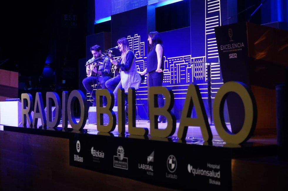 gala premios radio bilbao SER: Las imágenes de la gala