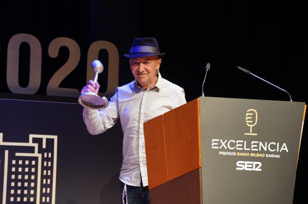 Doctor Deseo premiado en la categoría de Música