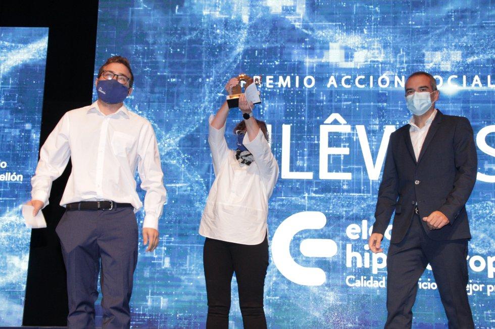 Premio Acción Social - Ilewasi
