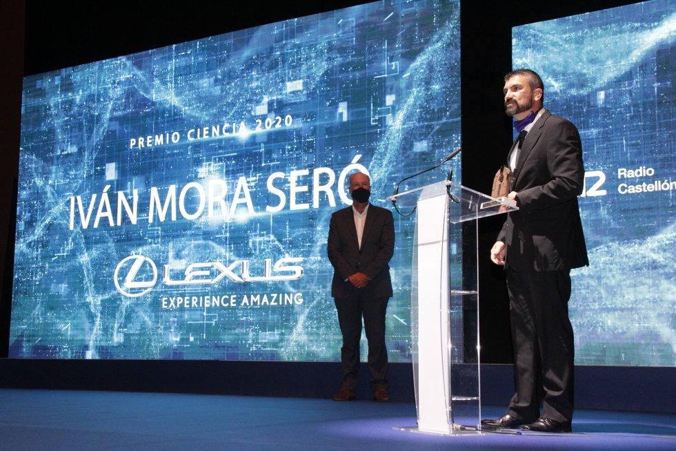 Premio Ciencia - Iván Mora Seró