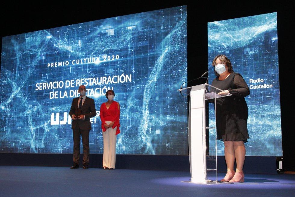 Premio Cultura - Servicio Restauración Diputación de Castellón
