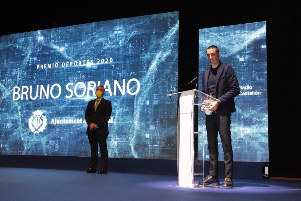 Premio Deportes - Bruno Soriano