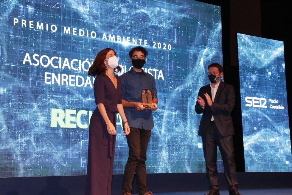 Premio Medio Ambiente - Enredadera Jove