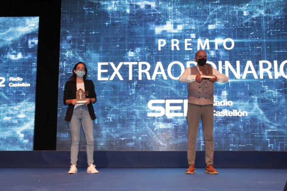 Premio Extraordinario - A la sociedad castellonense durante la pandemia del coronavirus