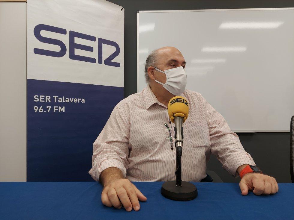 Roberto Perea, presidente de Fracaman