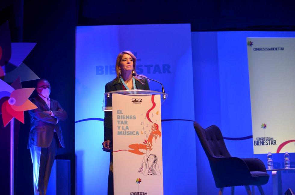 Pilar Miranda, Presidenta Autoridad Portuaria de Huelva