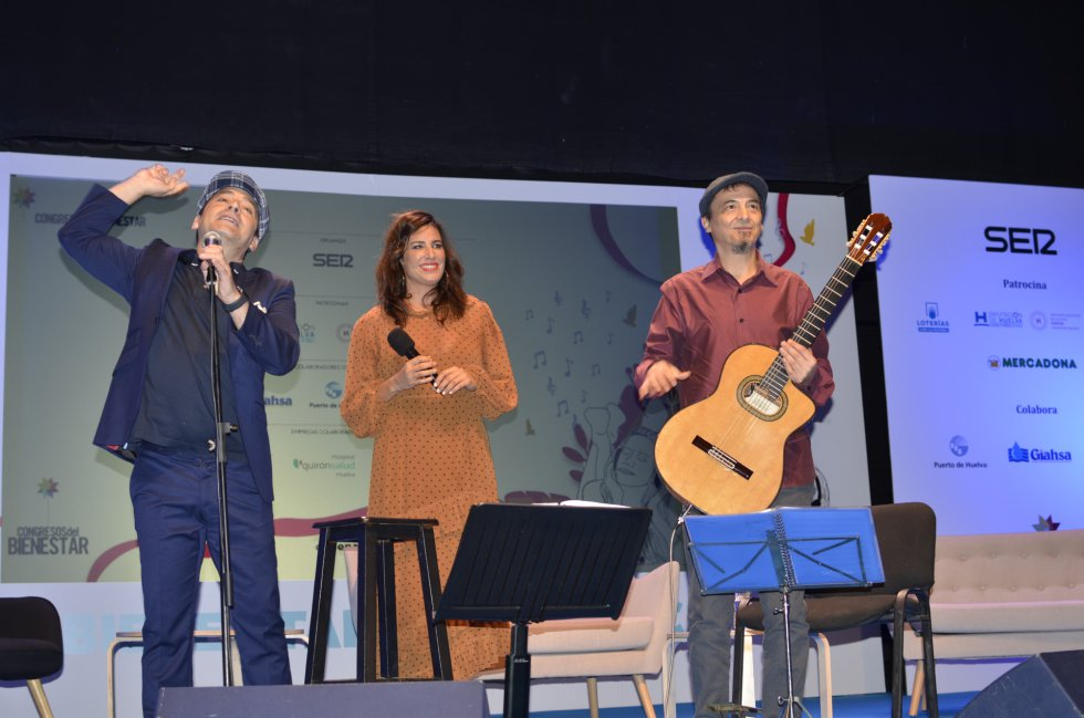 Zenet, Dry Martina y José Taboada (Guitarra)