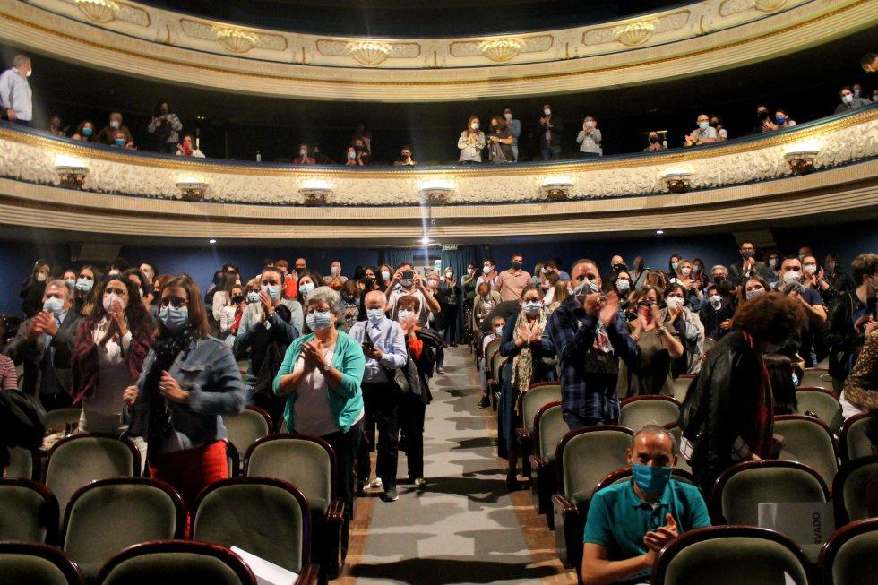 Hora 25, desde el Teatro Principal de Alicante, en imágenes