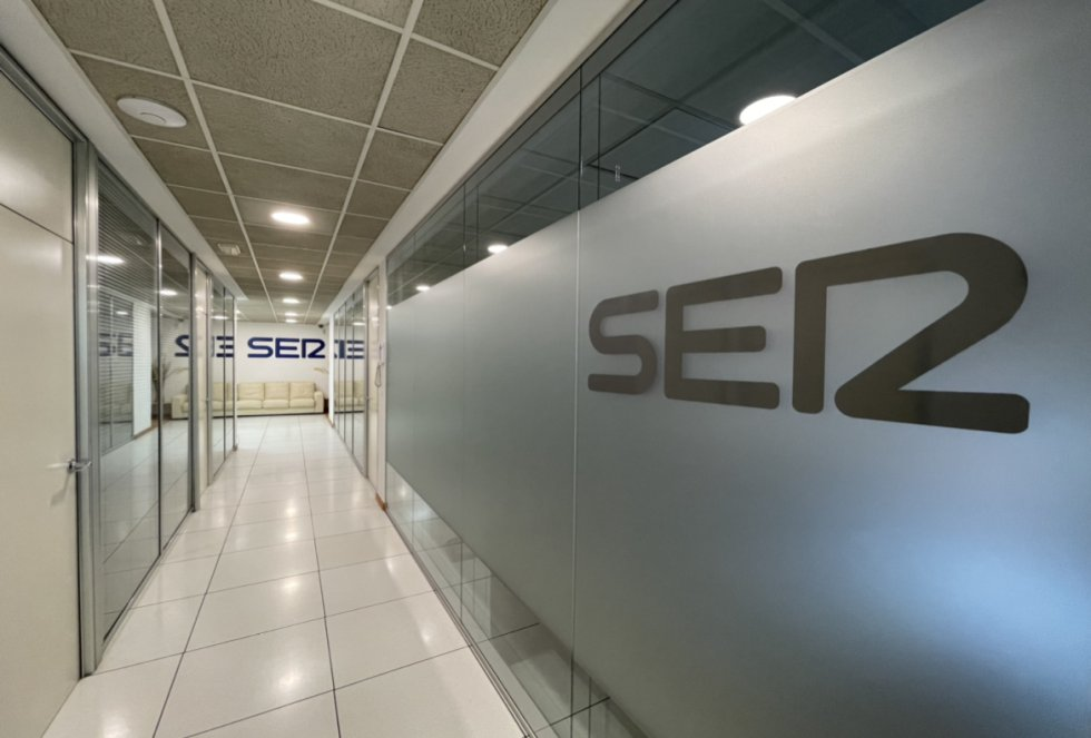 Área de dirección y administración de Prisa Radio en Málaga